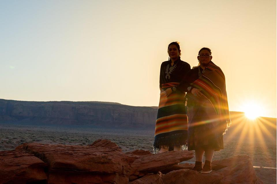 """<span class=""""caption"""">Will federal law change to fully protect Indigenous women from violence? </span> <span class=""""attribution""""><a class=""""link rapid-noclick-resp"""" href=""""https://www.gettyimages.com/detail/photo/two-teenage-native-american-indian-navajo-sister-in-royalty-free-image/1173222797?adppopup=true"""" rel=""""nofollow noopener"""" target=""""_blank"""" data-ylk=""""slk:grandriver/E+/Getty Images"""">grandriver/E+/Getty Images</a></span>"""
