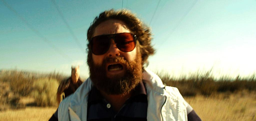 "Zach Galifianakis in Warner Bros.' ""The Hangover Part III"" - 2013"