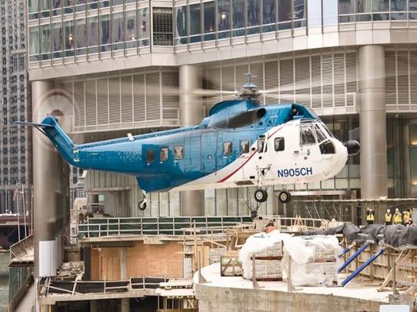 CHI Aviation is a US-headquartered helicopter services provider.
