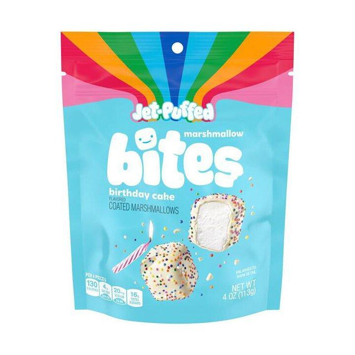 Birthday Cake-Flavored Foods
