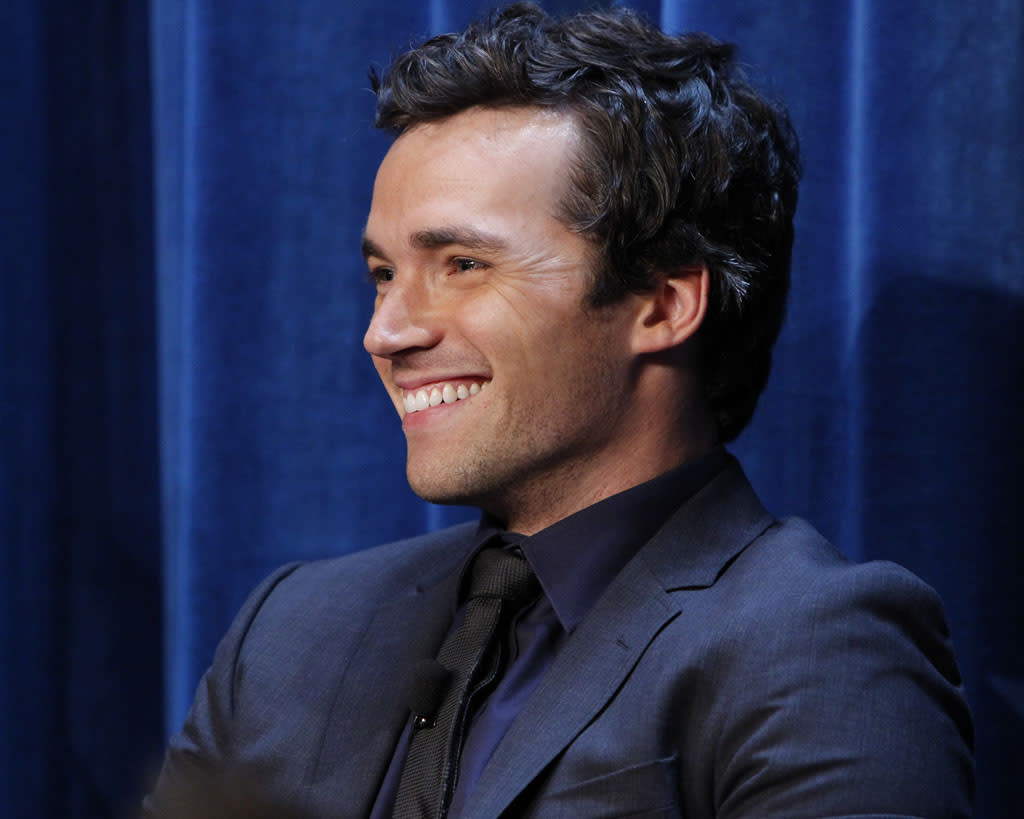 "Ian Harding attends The Paley Center For Media Presents An Evening With ""Pretty Little Liars"" at The Paley Center for Media on June 10, 2013 in Beverly Hills, California."