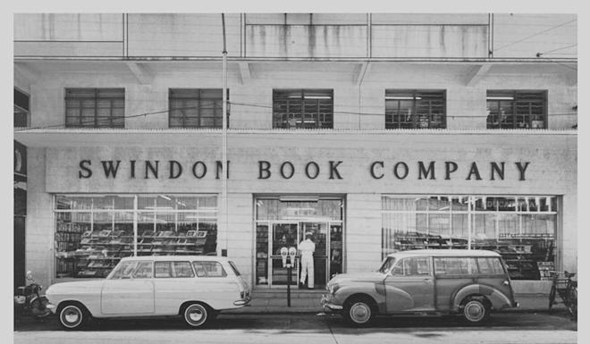 The Swindon bookstore has been part of Hong Kong since 1918. Photo: The Swindon Group