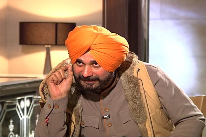 I Love Him, Will Sort This Out Myself: Sidhu on Rift With Amarinder After 'Captain' Remark