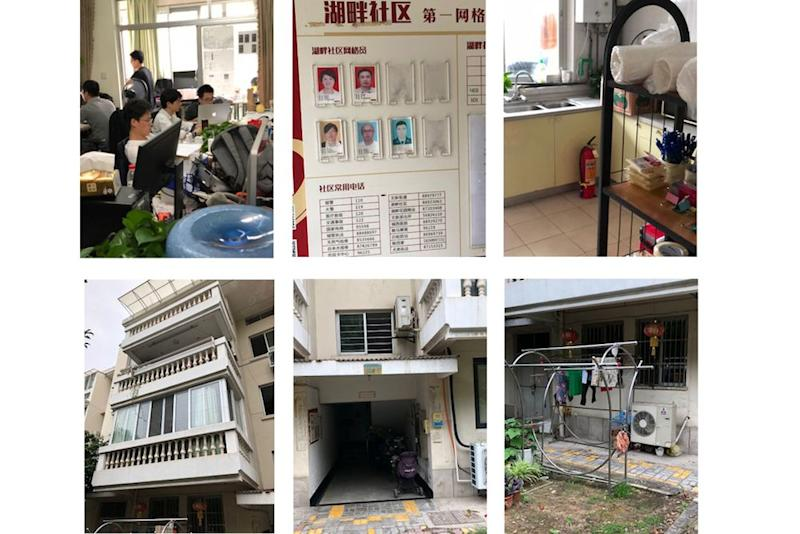 332ad2690 The apartment in the drab Hupan complex where Jack Ma and 17 friends  started Alibaba in