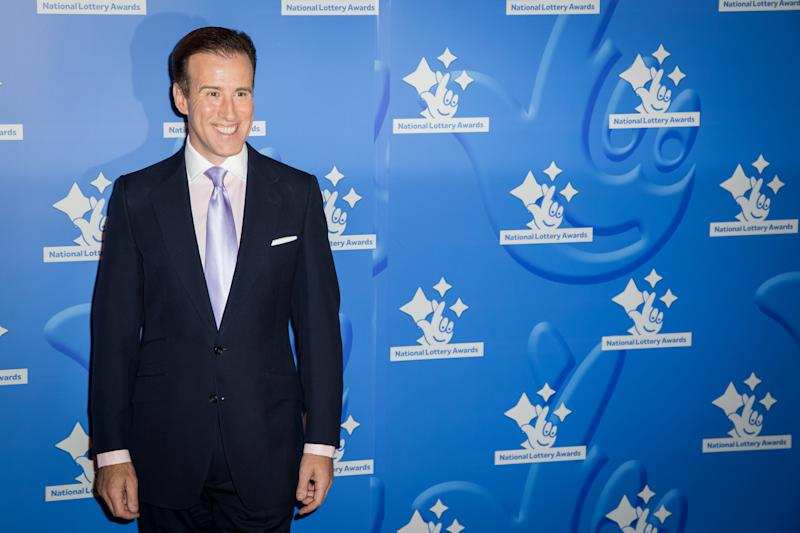 Anton Du Beke poses for photographers upon arrival at the National Lottery Stars 2015 event in London, Friday, Sept. 11, 2015. (Photo by Vianney Le Caer/Invision/AP)