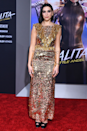 <p>Speaking of shimmer, check out this showstopping sequin custom Prada design, worn by Dua for the Alita: Battle Angel premiere.</p>