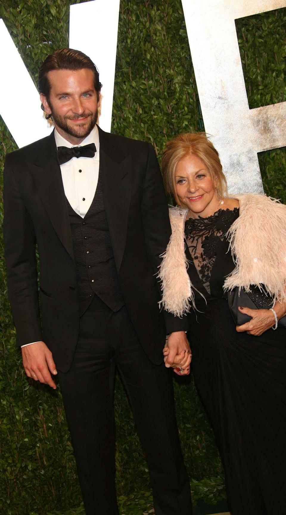 Bradley Cooper 'Refusing To Bring Home Women' After His Mum Becomes 'Glued' To Him