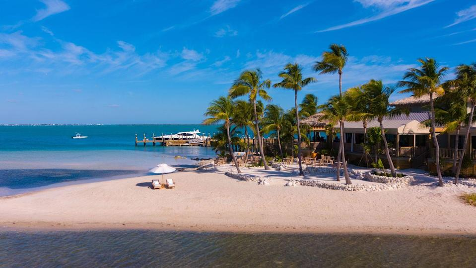 "<p>This adults-only resort paradise just 30 minutes from Key West underwent serious renovations for the last few years, but it is now back and better than ever. <a href=""https://www.littlepalmisland.com/"" rel=""nofollow noopener"" target=""_blank"" data-ylk=""slk:Little Palm Island"" class=""link rapid-noclick-resp"">Little Palm Island</a>'s secluded bungalows offer British West Indies charm with a modern twist, making the resort's interiors almost as beautiful as the island itself. This resort is all about restoration and rejuvenation, with world-class cuisine, a fabulous spa, and plenty of opportunities to set sail on the Atlantic. Plus, unplugging is highly encouraged, with no televisions or phones in public areas or guest rooms, so go ahead, power that iPhone down for the week and leave your troubles behind.</p>"