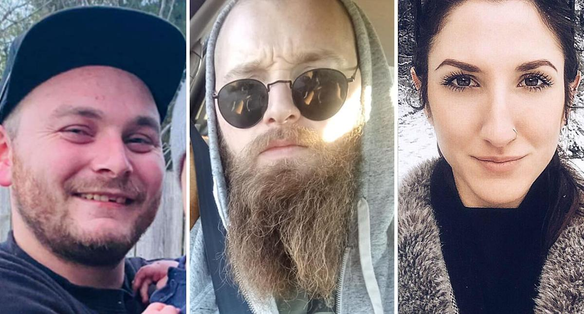 Concerns grow for three friends missing for days off Tassie coast