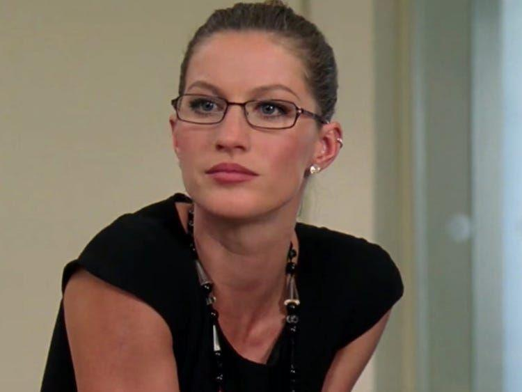 <p>The Brazillian model had put her acting chops to the test in 2004's <em>Taxi</em> before landing her second role as Andy's other judgmental co-worker Serena in <em>The Devil Wears Prada</em><em>.</em></p>