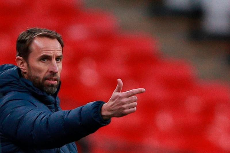 England manager Gareth Southgate (POOL/AFP via Getty Images)