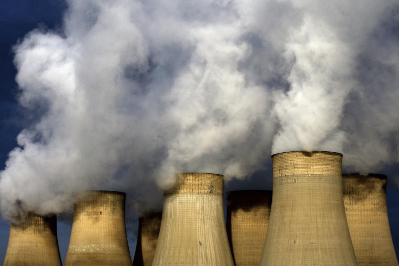 Britain set for historic first coal-free day 'since Industrial Revolution'