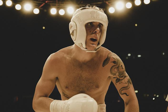 <p>Paul has fought just once as a professional, against another YouTuber</p>Getty