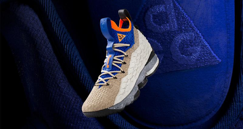 854e92a018b Nike LeBron 15  Mowabb  Sneakers Sold Out After 23-Minute Window During  Cavaliers Game