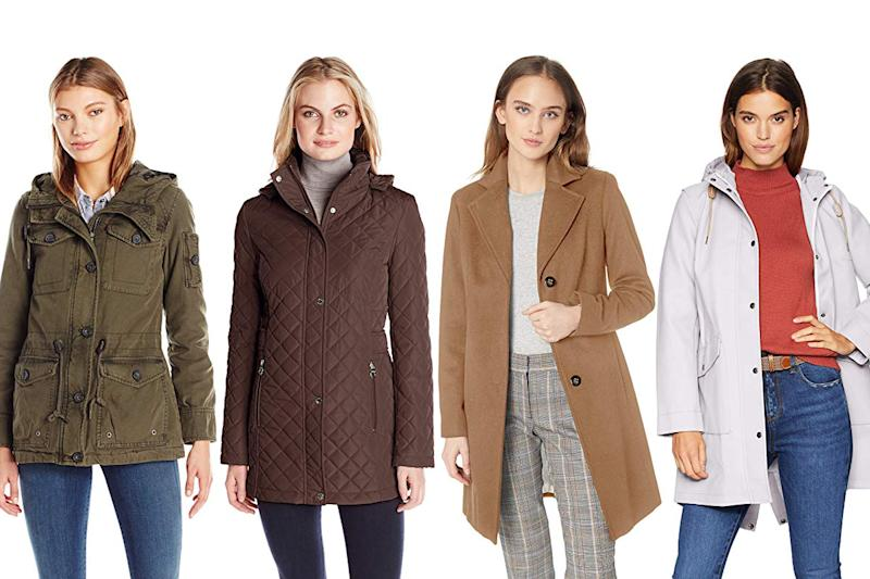 310efeb6cd7c4 Hurry! Amazon Is Selling Tons of Cozy Winter Coats for 40 Percent ...