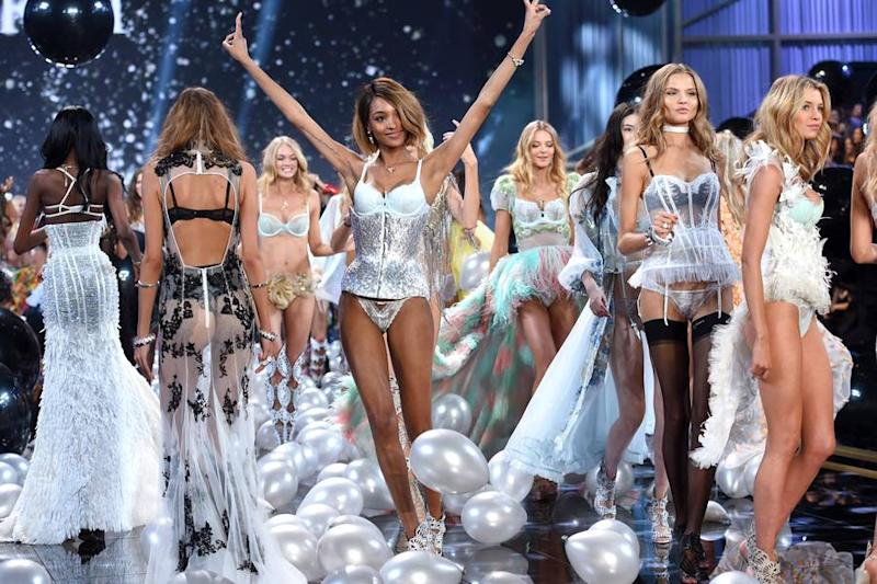 Believe It or Not, the Victoria's Secret Fashion Show Has a Boob Problem
