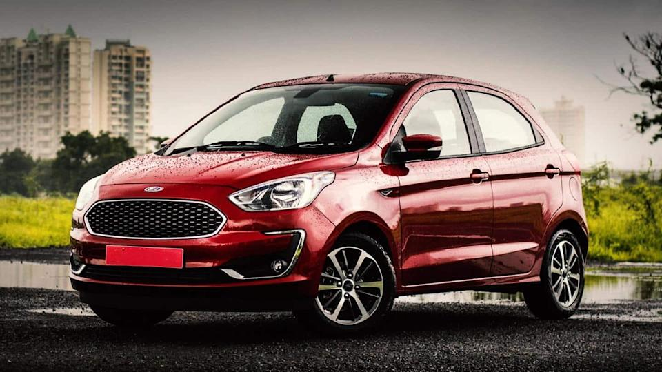 Ford introduces Figo (automatic) in India at Rs. 7.75 lakh