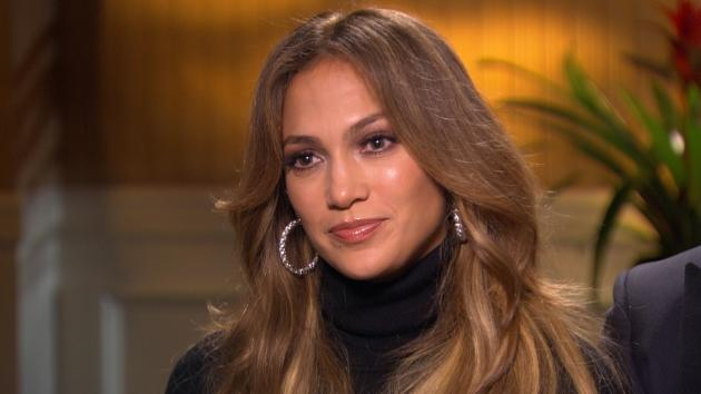 Jennifer Lopez speaks with Access Hollywood's Shaun Robinson, May 4, 2012 -- Access Hollywood