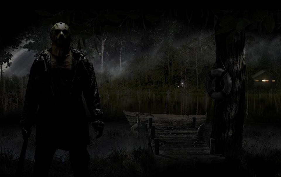 'Friday the 13th's Jason Voorhees, slasher supreme (credit: Paramount)