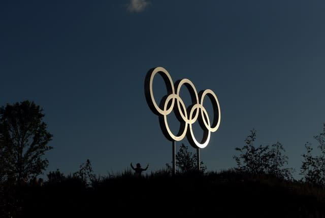 The postponement of the Tokyo Olympics will cost the IOC at least 800 million US dollars (Adam Davy/PA)