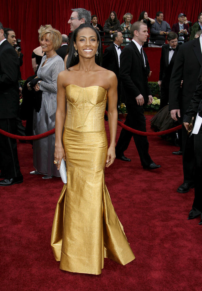 BEST: Jada Pinkett-Smith at the 79th Annual Academy Awards - 02/25/2007