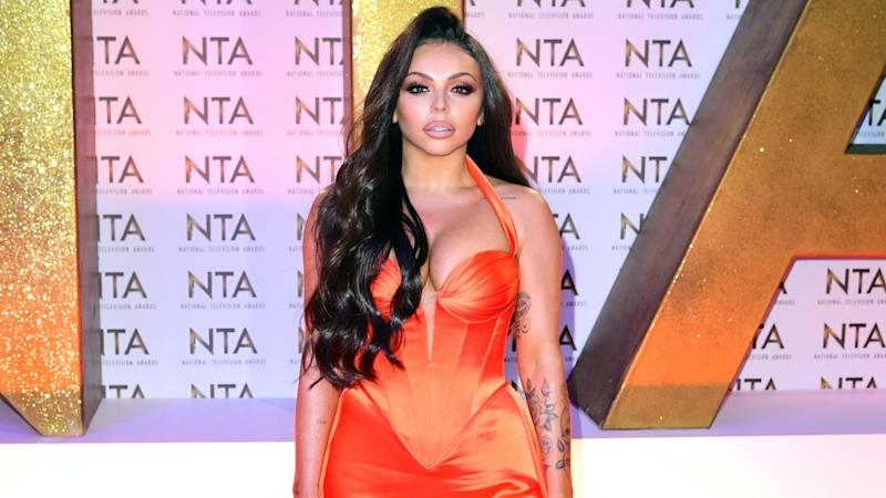 Jesy Nelson suffers panic attack during Live Lounge performance on Radio 1