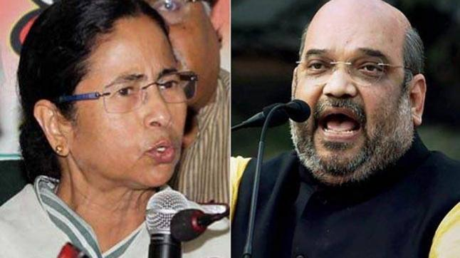 BJP president Amit Shah will address a rally in Kolkata and TMC has announced statewide protests against NRC
