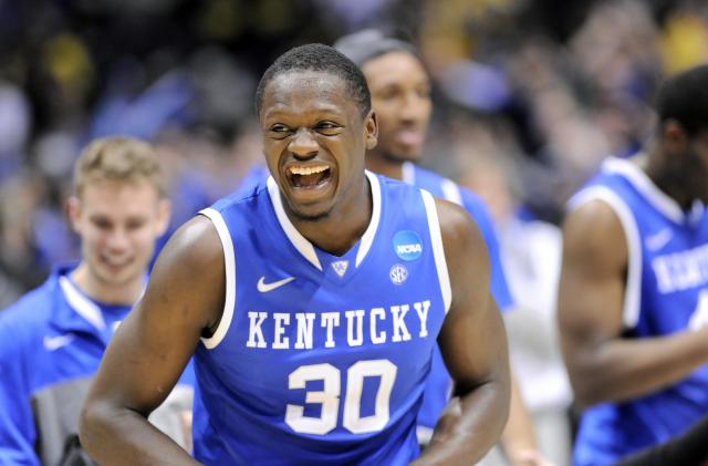 Likely lottery pick Julius Randle opposes higher NBA draft age limit: 'Everybody should have free choice'