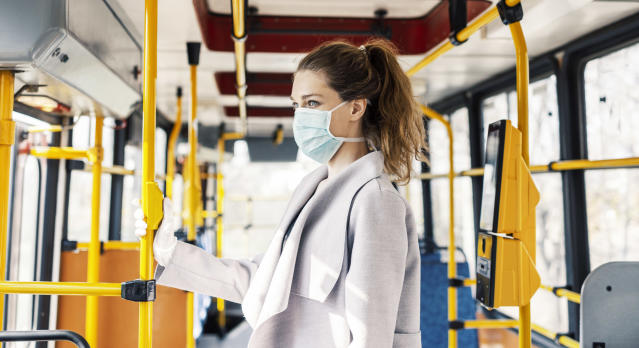 Over half (53%) of Brits are worried about their job security in the face of the coronavirus pandemic. (Getty)