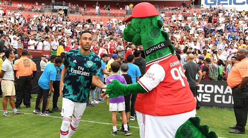 Arsenal Mascot Gunnersaurus Reportedly Released By Club, Fans Launch GoFundMe Campaign in Support
