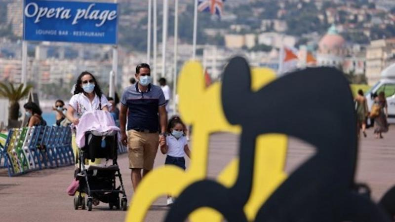 Cyclisme: un Tour de France au temps du coronavirus