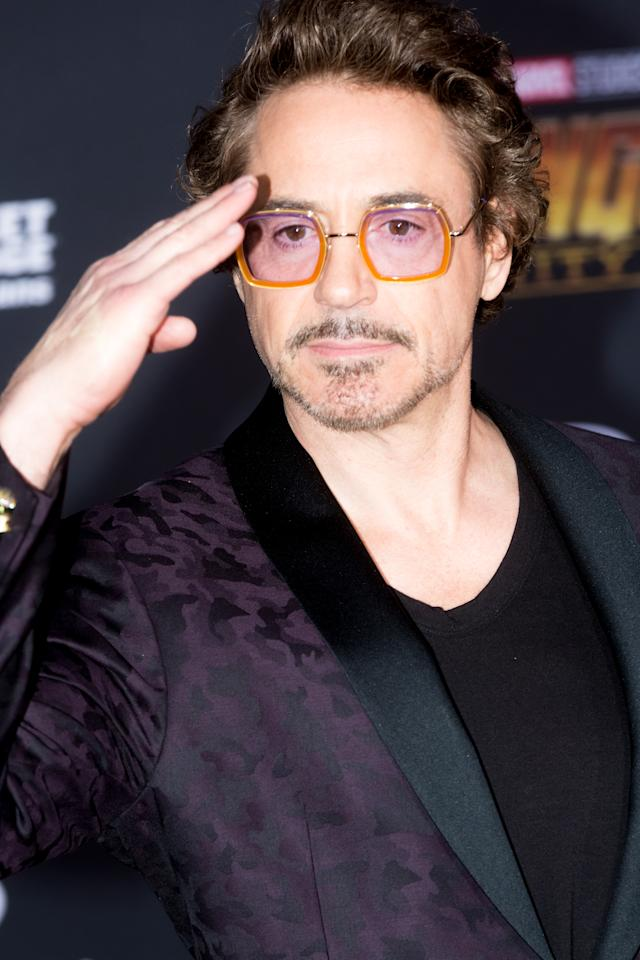 <p>Robert Downey Jr: $81m </p>