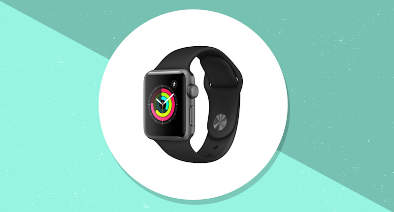 Get the Apple Watch Series 3 for just $189! (Photo: Walmart)
