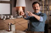 <p>Sudeikis is nominated for best television actor – musical or comedy series for playing the titular role in the hilarious and heartwarming Apple+ series, <em>Ted Lasso. </em></p>