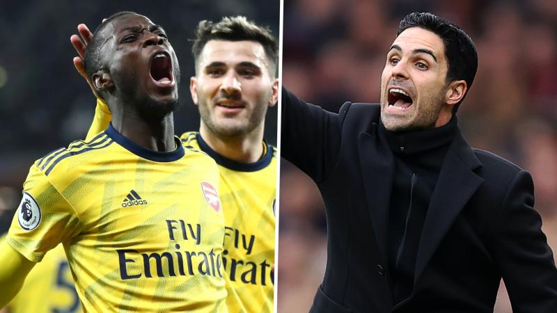 'Pepe's £72m price tag will be frustrating Arteta' – Arsenal need funds of Europe, admits Smith