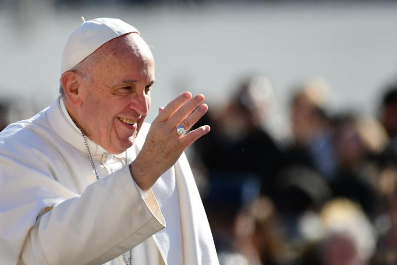 Francis will be the first to visit Ireland since John Paul II in 1979
