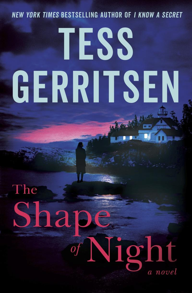 Book Review - The Shape of Night