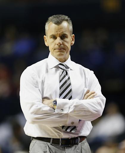 Billy Donovan took the Gators to four Final Fours. (AP)