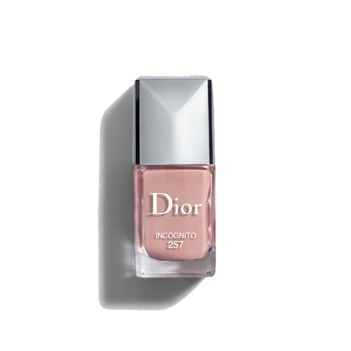 "<p>""Dior Incognito is a beautiful neutral that complements every skin tone,"" says <a href=""https://www.instagram.com/nailsbymarysoul/?hl=en"" rel=""nofollow noopener"" target=""_blank"" data-ylk=""slk:Inzerillo"" class=""link rapid-noclick-resp"">Inzerillo</a>. And that's the damn truth. Plus, it goes with every outfit, too. A win-win in our book. </p> <p><strong>$28</strong> (<a href=""https://shop-links.co/1720226359591153628"" rel=""nofollow noopener"" target=""_blank"" data-ylk=""slk:Shop Now"" class=""link rapid-noclick-resp"">Shop Now</a>)</p>"