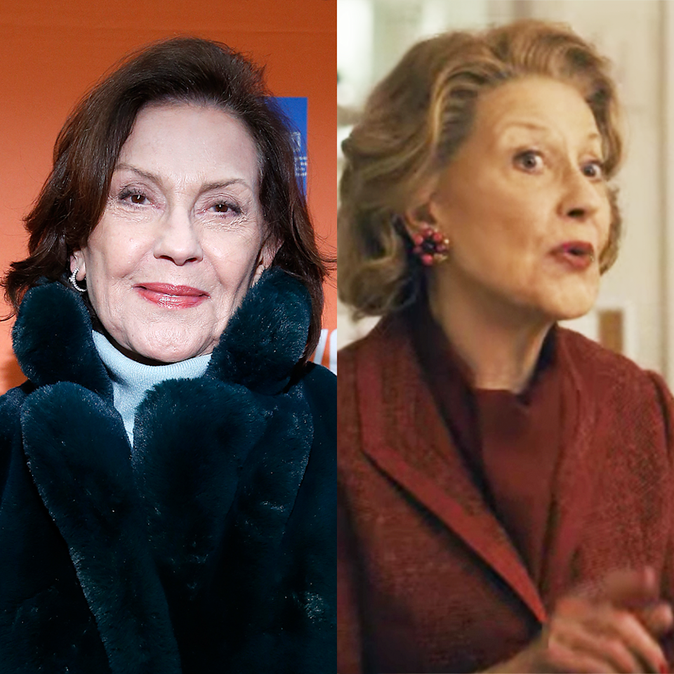 <p>Bishop - best known for her role as the judgmental grandmother in Gilmore Girls - embodies Eleanor Lambert, a fashion publicist who introduces Halston to David Mahoney. Bishop provides the same matter-of-fact tone and authoritative energy that she gave in <em>Gilmore Girls</em>. When she advises Halston to speak with David Mahoney, there's no saying no. Most recently, Bishop appeared in a few episodes of <em>The Good Wife</em> and a <em>Gilmore Girls </em>reunion.</p>