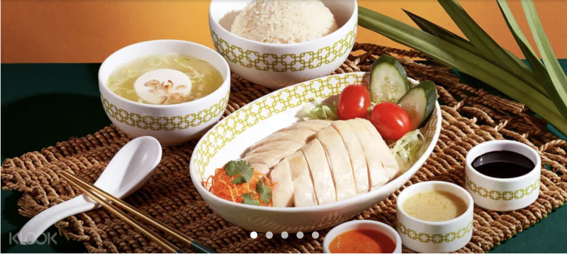 Chatterbox at Mandarin Orchard Singapore, Set for 2, $55 (was S$90.60). PHOTO: Klook