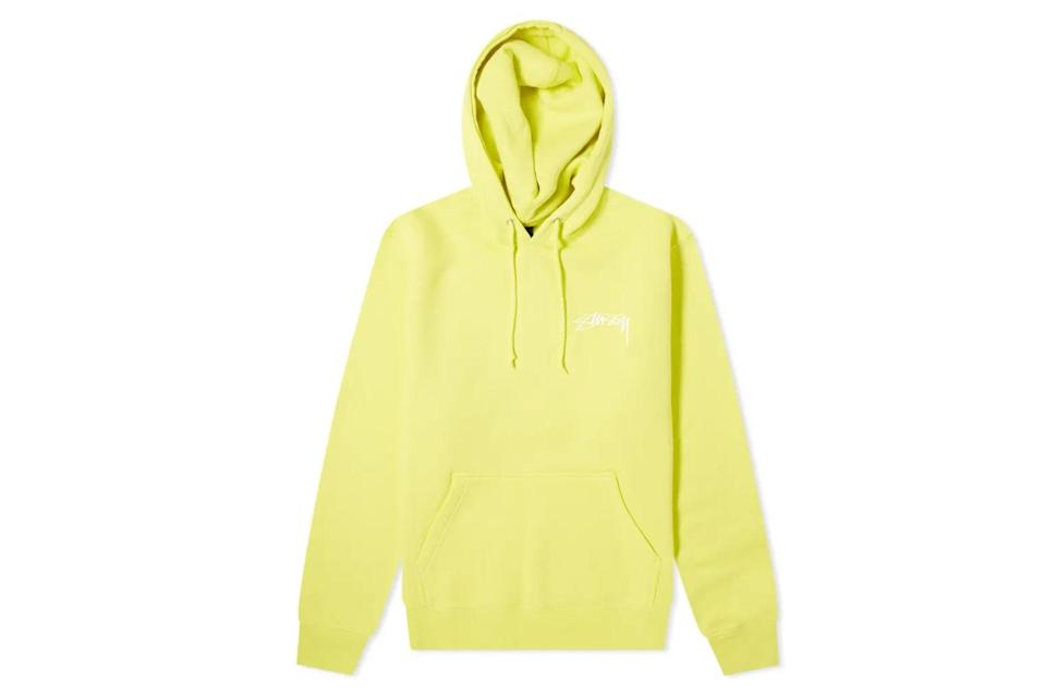 """$115, END.. <a href=""""https://www.endclothing.com/us/stussy-itp-roses-hoody-1924574-lm.html"""" rel=""""nofollow noopener"""" target=""""_blank"""" data-ylk=""""slk:Get it now!"""" class=""""link rapid-noclick-resp"""">Get it now!</a>"""