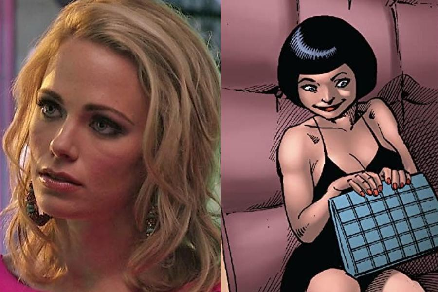 Katia Winter of Dexter and Sleepy Hollow is joining the cast as mobster Little Nina.