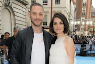 <p>Tom Hardy and wife Charlotte Riley have reportedly welcomed their second child together, a son, and he has the cutest name. According to multiple reports, in a nod to one of Hardy's favourite films, the new parents have decided to name their new arrival Forrest, after the cult hit starring Tom Hanks.<br>The fiercely private duo first met on the set of 2009 ITV series 'Wuthering Heights', tying the knot five years later and going on to welcome their first child, another son in 2015. Tom also has a 10-year-old son, Louis, from a previous relationship with Rachael Speed. <em>[Photo: Getty]</em> </p>
