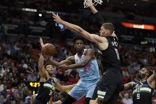 Bucks, Heat set to open Eastern Conference semifinal series