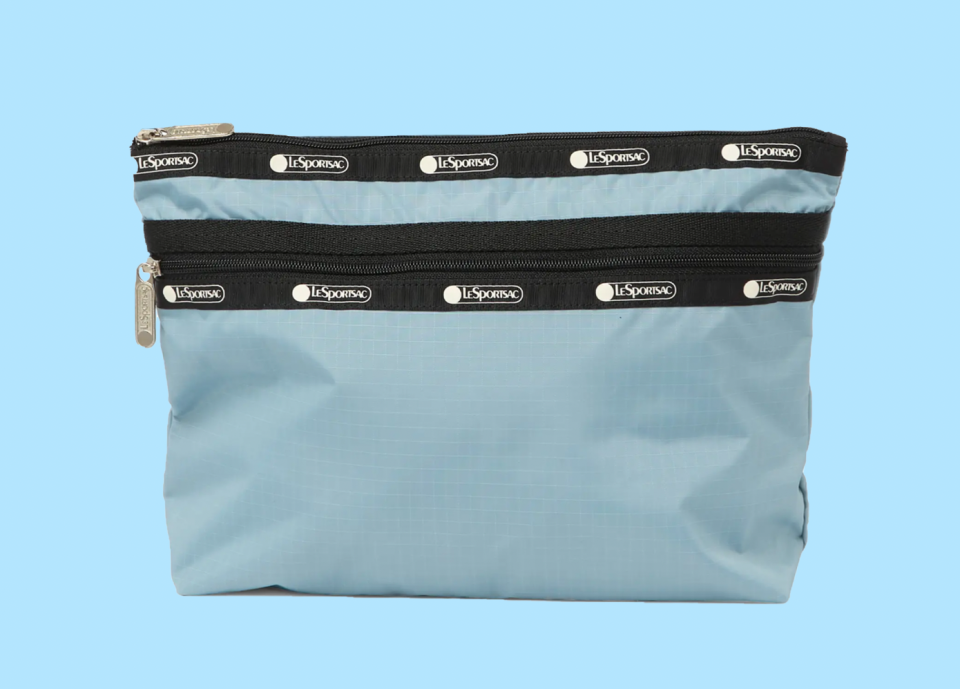 Add some zip in your step with this cute pouch. (Nordstrom Rack)