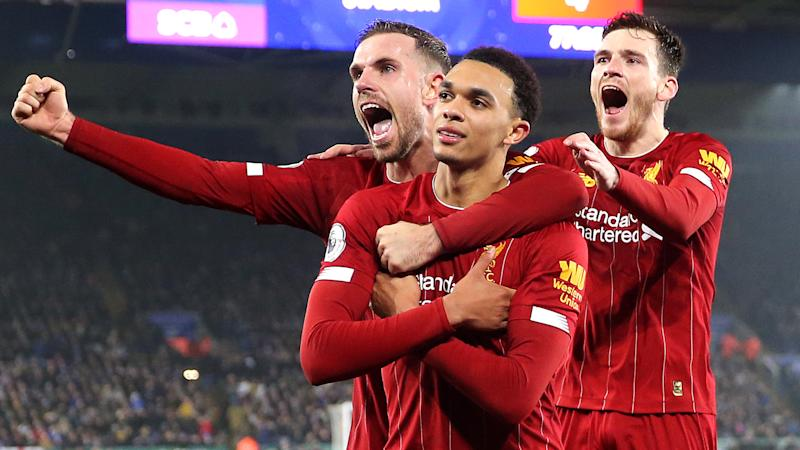 Robertson hails Liverpool's maturity as they 'invest their lives into football'
