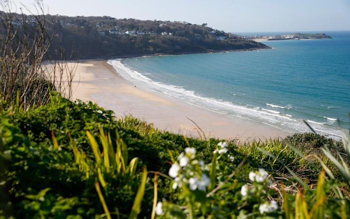 Cornwall: Don't forget your bucket and spade - Bloomberg