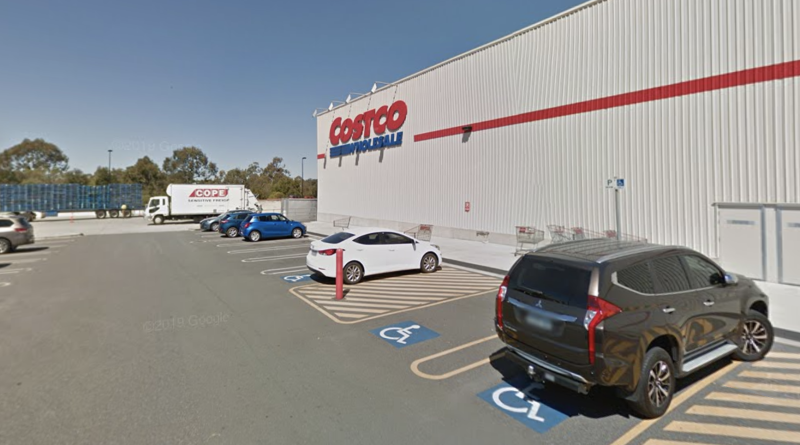 The woman had purchased the meat from a Costco in Queensland and many people suspected the clusters were cysts. Source: Google Maps