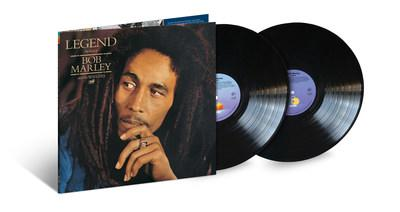 On June 14, The Marley Family, Island Records (celebrating its 60th Anniversary), and UMe join collective forces to observe the 35th anniversary of Bob Marley & The Wailers' Legend with a double 180-gram vinyl reissue. Initially released on May 8, 1984, Legend holds the distinction of being the world's best-selling reggae album of all time with over 15 million copies sold in the United States alone, and over 28 million worldwide.